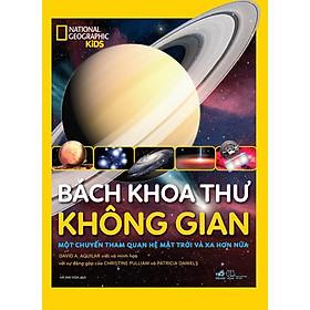 Sách - Bách khoa thư Không gian (tặng kèm bookmark thiết kế)
