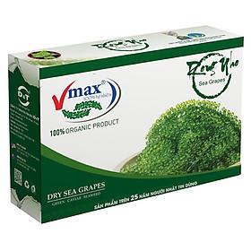 Rong nho khô cao cấp VMAX - Hộp 220g (10 gói)
