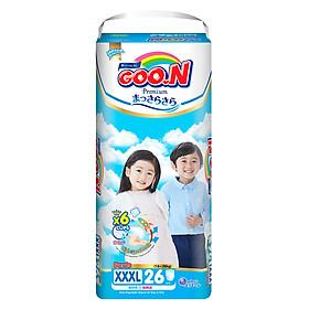 Tã Quần Goo.n Premium Gói Cực Đại XXXL26 (26 Miếng)-0