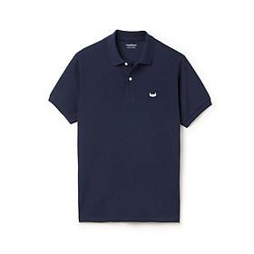 Áo thun polo nam ngắn tay Logo THÊU,Chất Vải 100% Cotton cá sấu mềm mại, co giãn ,Cổ dệt cao cấp trẻ trung