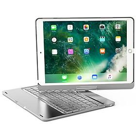 Bàn phím Bluetooth F180 cho iPad Air, iPad Air 2, iPad Pro 9.7, iPad 2017, iPad 2018