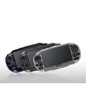 Ốp Crystal Case màu trong suốt bảo vệ máy PSVITA 1000