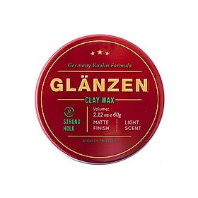 Sáp Glanzen Clay 60g - Sáp Chính Hãng