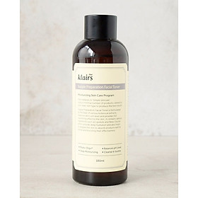 Nước hoa hồng Dear Klairs Supple Preparation Facial Toner 180ml