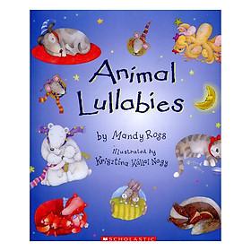 Animal Lullabies (With CD)