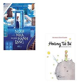 Bộ 2 cuốn sách văn học thiếu nhi kinh điển: Ngôi Nhà Nghìn Hành Lang - Hoàng Tử Bé