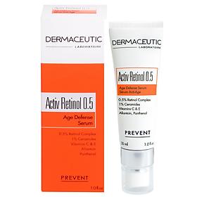 Tinh chất ngăn ngừa lão hóa Dermaceutic Pháp - Activ Retinol 0.5 30ml