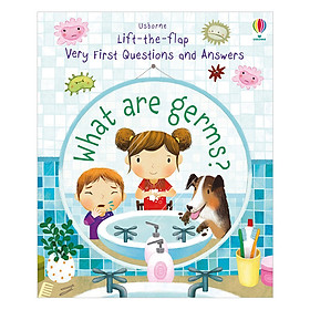 Usborne What are germs?