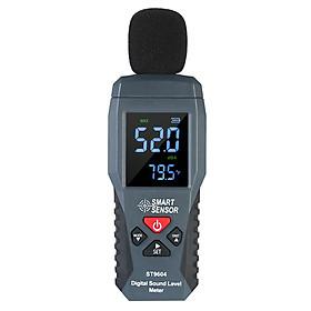Máy Đo Âm Thanh Tiếng Ồn Smart Sensor ST960 - Đen