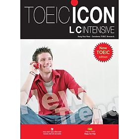 TOEIC iCON LC Intensive (Kèm CD)