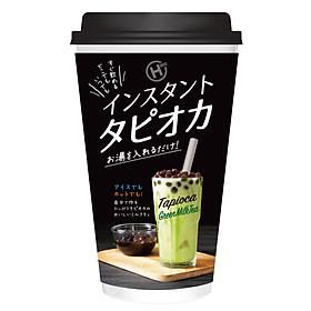 Trà sữa Matcha (chưa pha) Tapioca - Hàng nội địa Nhật Bản
