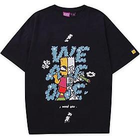 Áo thun Simpsons x Jason - ASJ 14