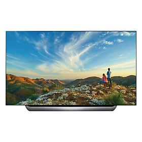 Smart Tivi LG OLED 65 inch 4K UHD 65C8PTA - Hàng chính hãng + Tặng Khung Treo Cố Định