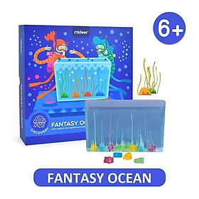 Đồ chơi khoa học - Đại dương tuyệt diệu - Sự phát triển của San Hô - Fantasy Ocean - Chính hãng Mideer-4
