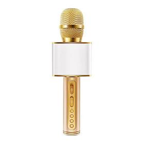 Micro karaoke không dây bluetooth kiêm loa nghe nhạc 08...