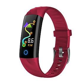 S5 Smart Bracelet Fitness Tracker Waterproof Smart Wristband Heart Rate Monitor Activity Tracker Blood Oxygen Sport Smart Band