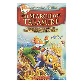 Hình đại diện sản phẩm Geronimo Stilton And The Kingdom Of Fantasy: The Search For Treasure (#6)