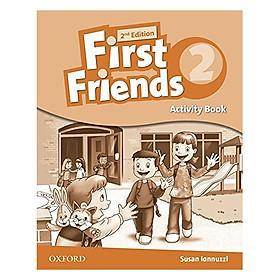 First Friends 2: Activity Book