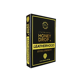 Kẹo Sả Nhân Mật Ong - Honey Drop Leatherwood Only Nature (33g)