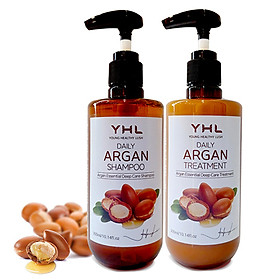 Dầu Xả Tinh Chất Argan YHL - YHL Daily Argan Treatment 300ml-2