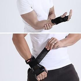 Cuốn cổ tay xỏ ngón Aolikes AL1680 (1 đôi)-11