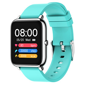 P22 Intelligent Watch 1.4in Color Screen BT IP67 Waterproof Watch Steps Counting Blood-Pressure Blood-Oxygen Heart Rate