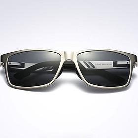 Polarized Mens Aluminum Aviator UV400 Sunglasses Eyewear Eye Glasses Outdoor