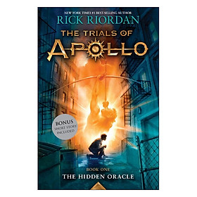 The Trials of Apollo Series #1: The Hidden Oracle
