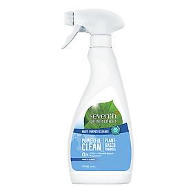 Nước Lau Đa Năng Gốc Thực Vật Seventh Generation Free & Clear Không Mùi 475Ml