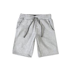 Quần Short Nam Thun Nỉ Cohen Tailor 44128 - Xám