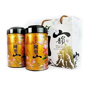 Hộp trà Kim Tuyên A Lý Sơn Đài Loan - vẻ đẹp của núi rừng (150gx2 gói)