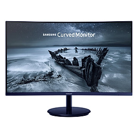 Màn Hình Cong Samsung LC27H580FDEXXV 27inch FullHD 4ms 60Hz FreeSync VA - Hàng Chính Hãng