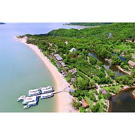Tour Vịnh Nha Phu 1 Ngày Từ Nha Trang ( Suối Hoa Lan - Đảo Khỉ)