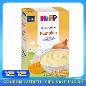 Bột Sữa Và Rau Củ Dinh Dưỡng HiPP Vị Bí Đỏ 3323 (250g)