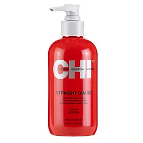 Kem tạo nếp tóc CHI Straight Guard Smoothing Styling Cream 251ml