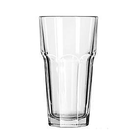 """Bộ 12 Ly Thủy Tinh Uống Sinh Tố 8 Góc Cao Camdaco (420ML) giá chỉ còn <strong class=""""price"""">128.000đ</strong>"""