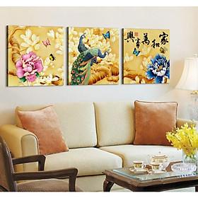 Tranh Linh Vật Phong Thủy - CPRDB016