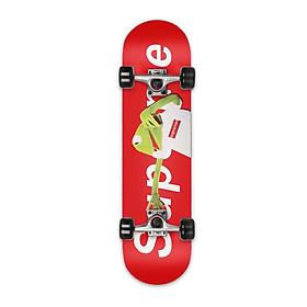 Ván Trượt Patin Ếch Đỏ Skateboard 1100 - 15