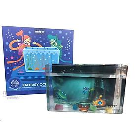Đồ chơi khoa học - Đại dương tuyệt diệu - Sự phát triển của San Hô - Fantasy Ocean - Chính hãng Mideer-3