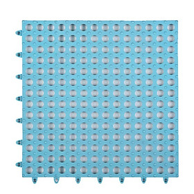 Thảm cao su chống trơn trượt nhà tắm (30x30cm)