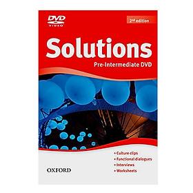 Solutions (2E) Pre-Intermediate DVD-ROM