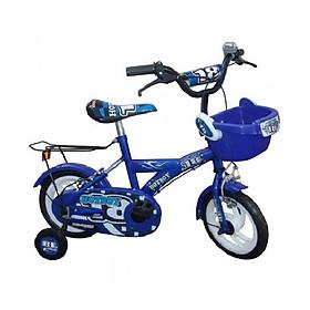 Xe Đạp Trẻ Em 14 Inch Yên Sắt - XE31 (Giao ngẫu nhiên mẫu)