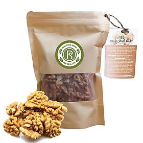 Túi Nhân Hạt Óc Chó Dinh Dưỡng Cho Mẹ Real Food (200g)