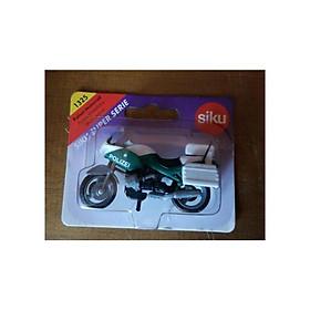 Đồ chơi Mô hình Siku Xe moto cảnh sát 1325