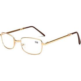Kính lão thị viễn thị trung niên nam nữ có bao da KVM01CP3 hàng sẵn độ cực sáng và rõ