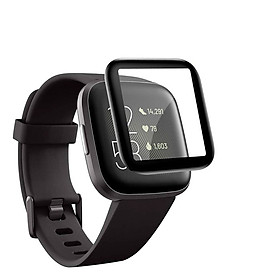 Miếng dán màn hình Fitbit Versa 2 - 3 miếng - Hàng Nhập Khẩu