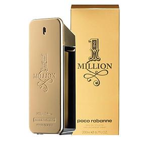 Paco Rabanne One Million 200ml Eau de Toilette