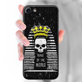 Ốp lưng dành cho iPhone 7  mẫu King of the wolrd