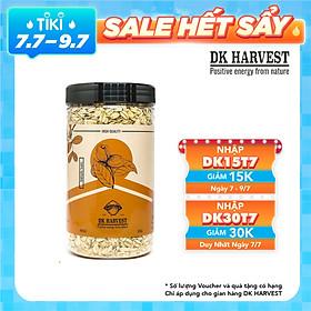Yến Mạch Ăn Liền DK Harvest - 450g - Phù hợp ăn kiêng, giúp giảm Cholesterol trong máu, Giảm cân, Giảm mỡ.