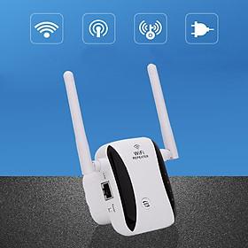Bộ khuếch đại sóng Wifi Wireless - N WIFI Repeater xuyên tường tốc độ cao 300Mbps